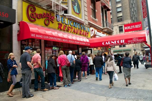 Carnegie Deli in New York is Back! | The Nosher on