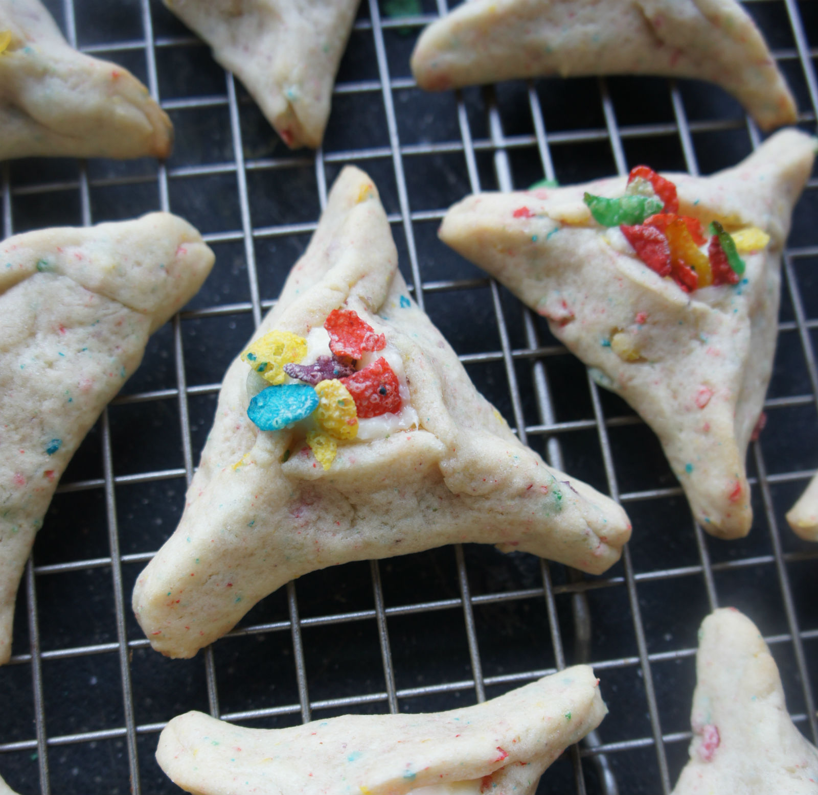 Milk And Cereal Hamantaschen Recipe For Purim