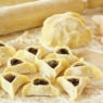 hamantaschen purim dough baking