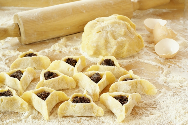 An intro to Purim foods