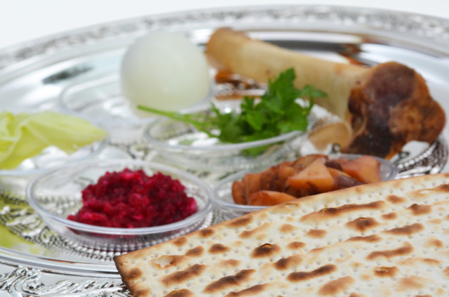 the seder plate my learning
