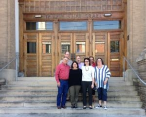 ISJL Board Members visit Natchez, MS