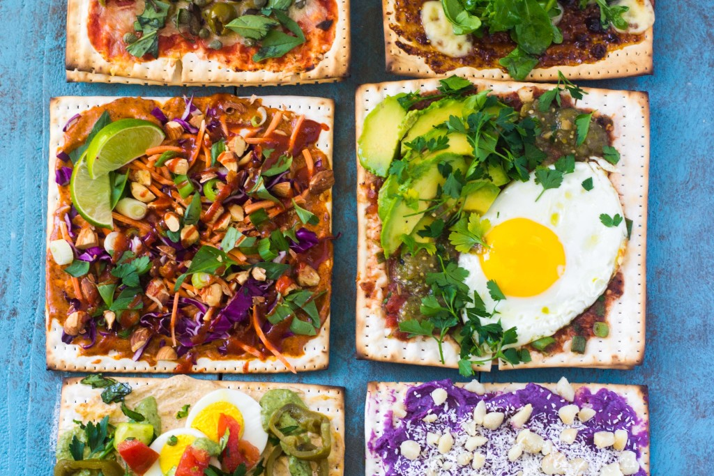 Matzo Toppings 6 Ways-8