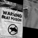 Warning Rat Poison
