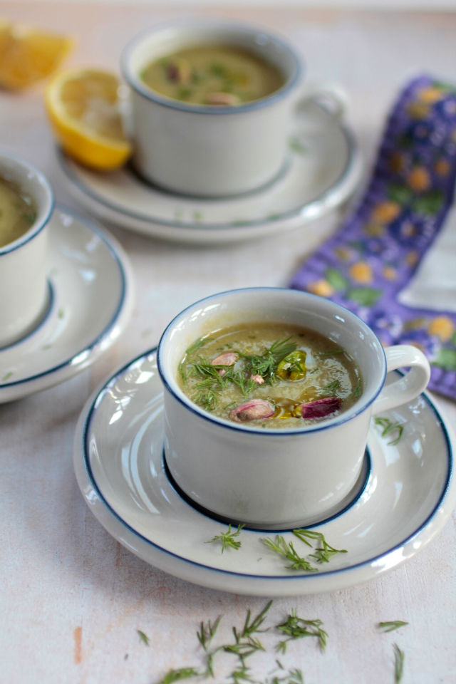 asparagus soup vert