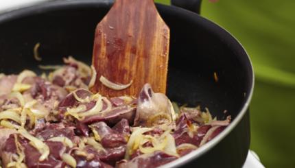 Mock Chopped Liver Recipe - FRAN COSTIGAN