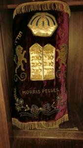A Torah from El Dorado