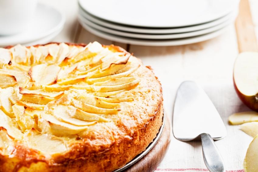 Sugar Free Jewish Apple Cake