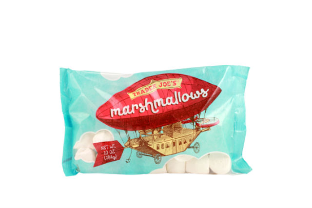 trader joes vegan marshmallows