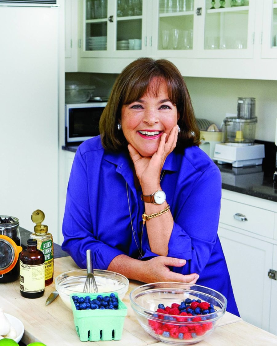 The Barefoot Contessa Is Back, Busy Filming New Shows