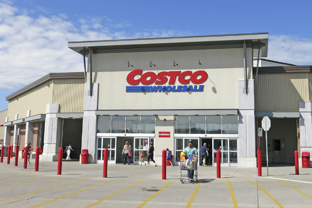 COSTCO supermarket main