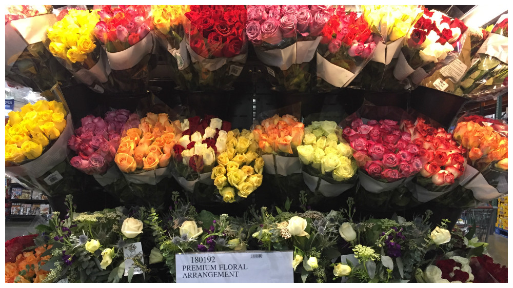 If you don\'t get your Valentines Flowers at Costco - Bodybuilding ...