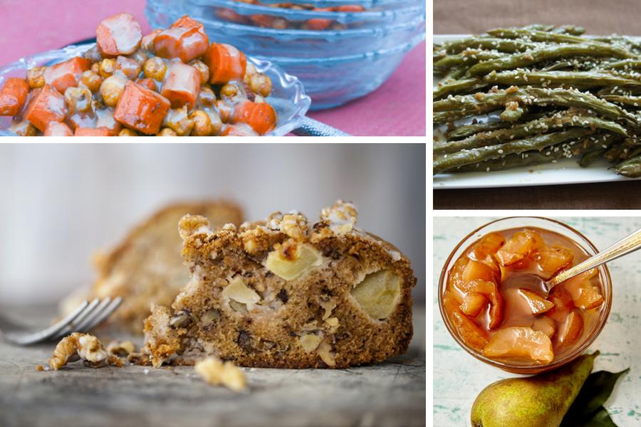 15 vegan dishes to serve at rosh hashanah the nosher for Jewish fish dish