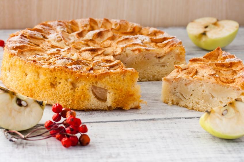 Rosh Hashanah Desserts Apple Cake