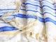 Prayer Shawl - Tallit, jewish religious symbol.