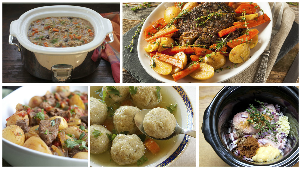 14 jewish crockpot recipes to warm up with this winter the nosher forumfinder Image collections