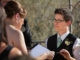Partners Reading Marriage Vows