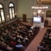 Academics from across the country gave presentations on Southern Jewish history. All conference sessions were held in the beautiful historic Temple B'nai Israel.