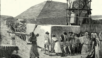 historical context of slavery in the bible The exodus: fact or fiction  of a people fleeing from a humiliating slavery, suggests elements that are historically credible  this bible history daily.