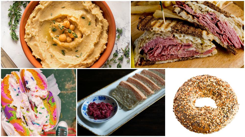 Best Jewish Food Soho