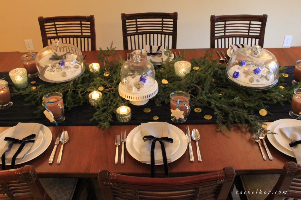 Table Setting 3