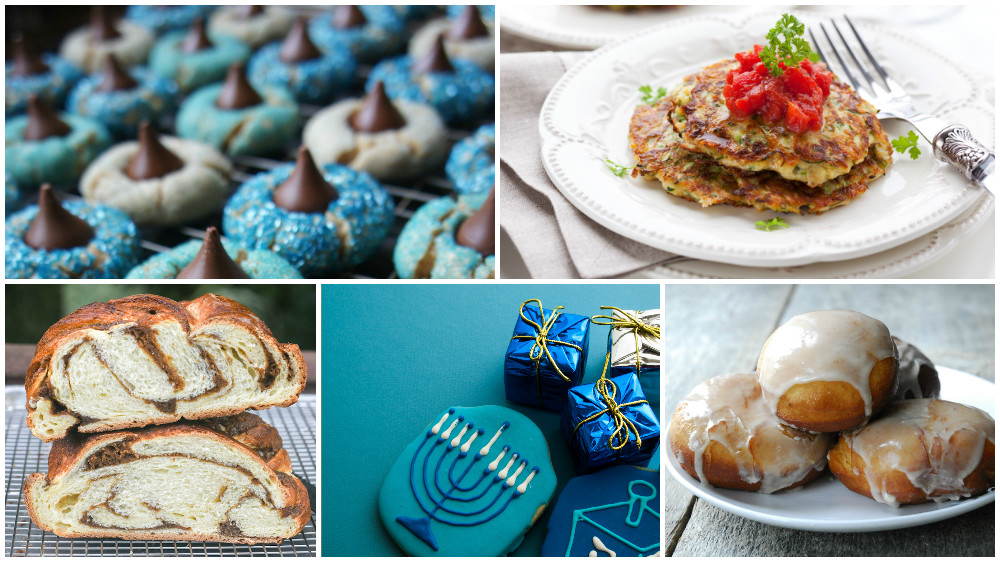 18 Recipes to Honor Hanukkah and Christmas this Season ...