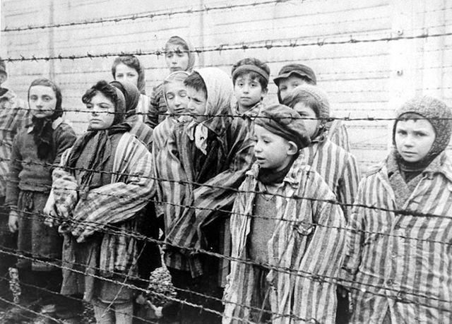 Children During the Holocaust | My Jewish Learning