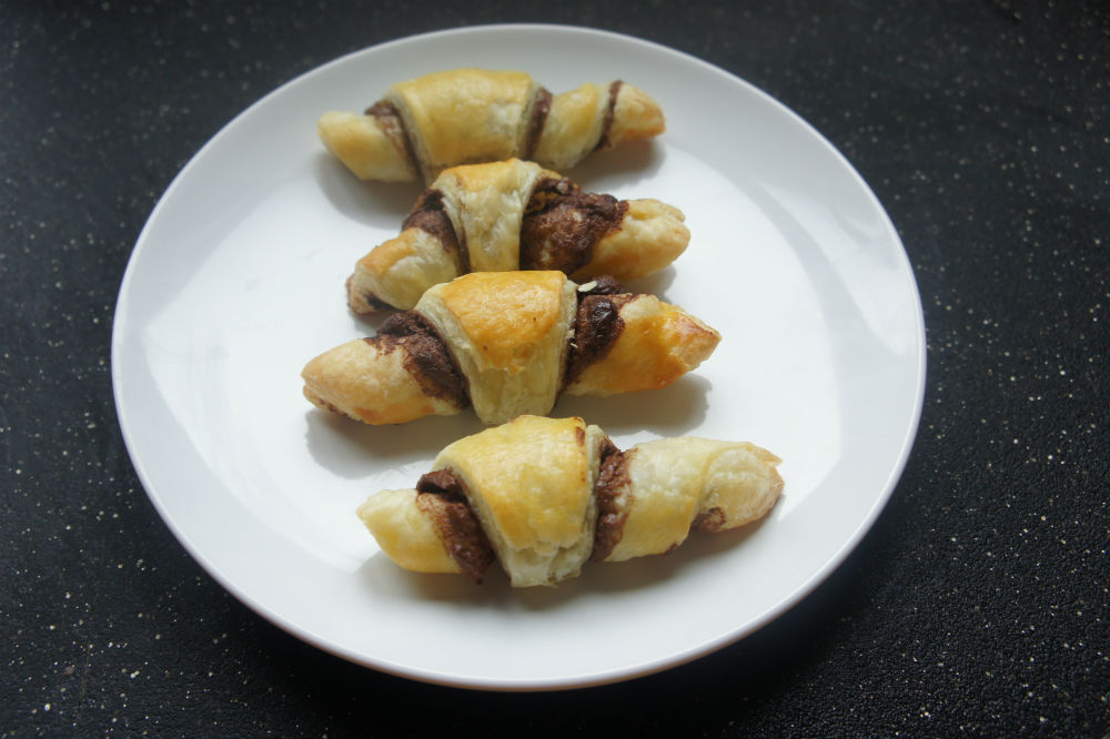 Easy jewish dessert two ingredient rugelach recipe the nosher forumfinder Choice Image
