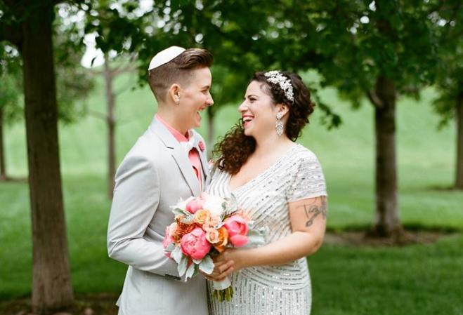 A Queer Jewish Love Story
