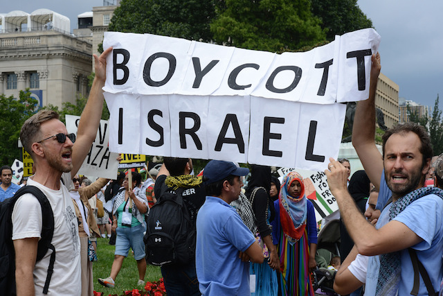 what is bds movement