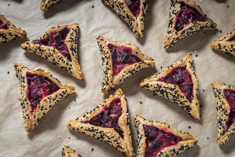 hamantaschen poppies
