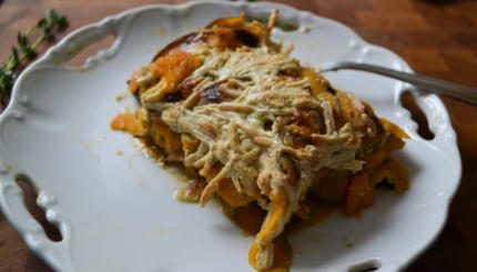 America S Test Kitchen Swiss Chard And Sweet Potato Gratin