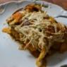 sweet potato and swiss chard gratin