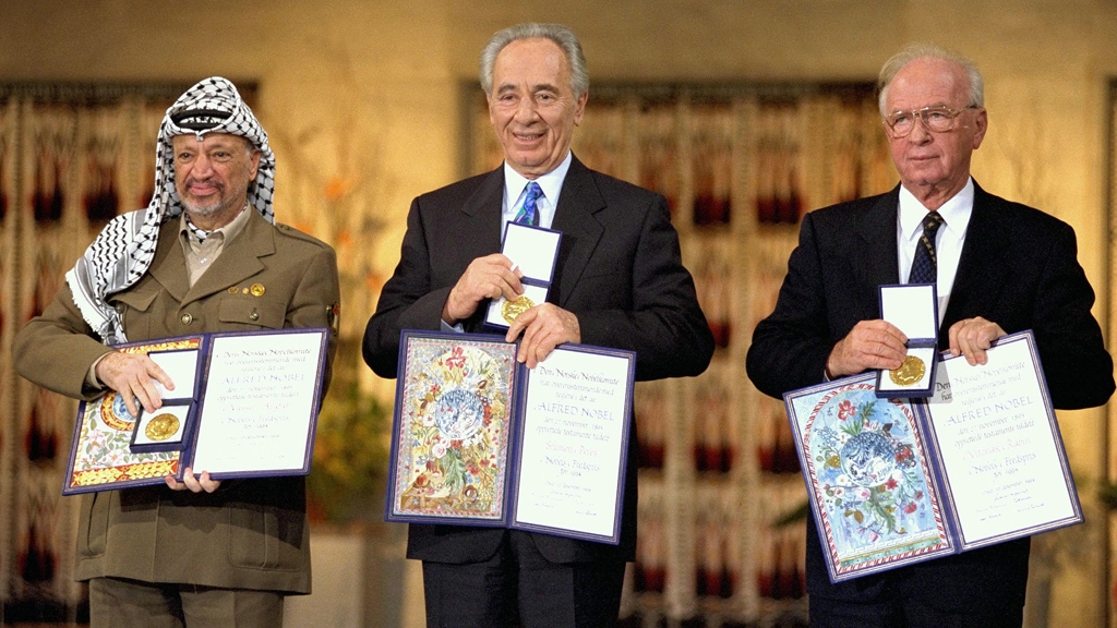 The Oslo Accords My Jewish Learning