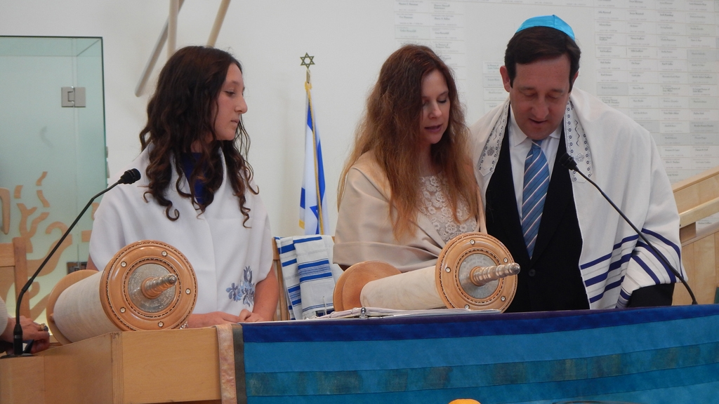 What to do at a bat mitzvah
