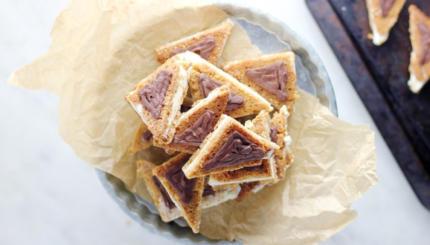 hamantaschen ice cream sandwiches