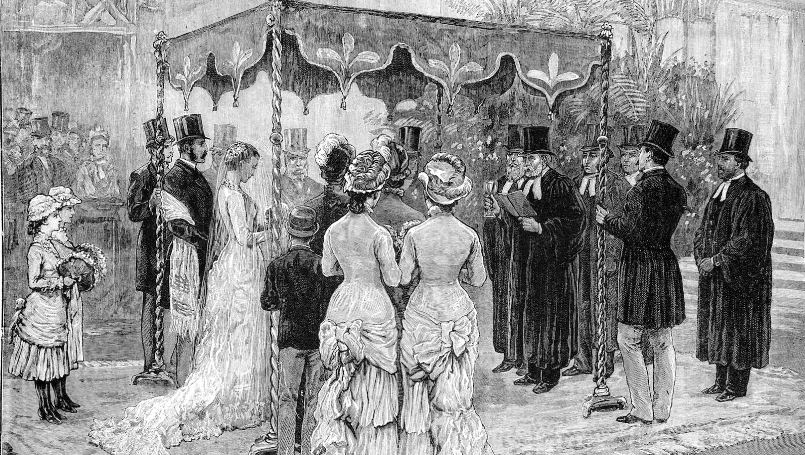 Liturgy Rituals And Customs Of Jewish Weddings