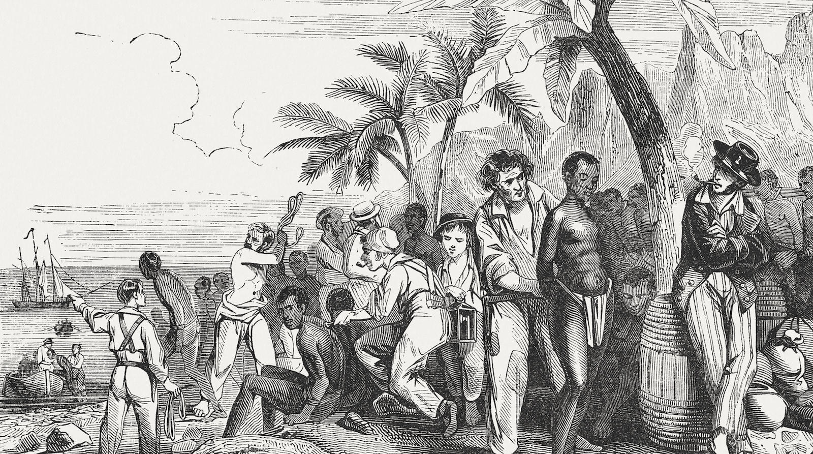Jews and the African Slave Trade | My Jewish Learning