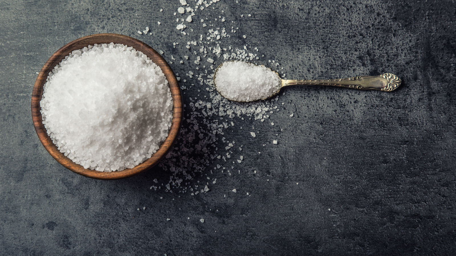 What is kosher salt the nosher for The saltbox