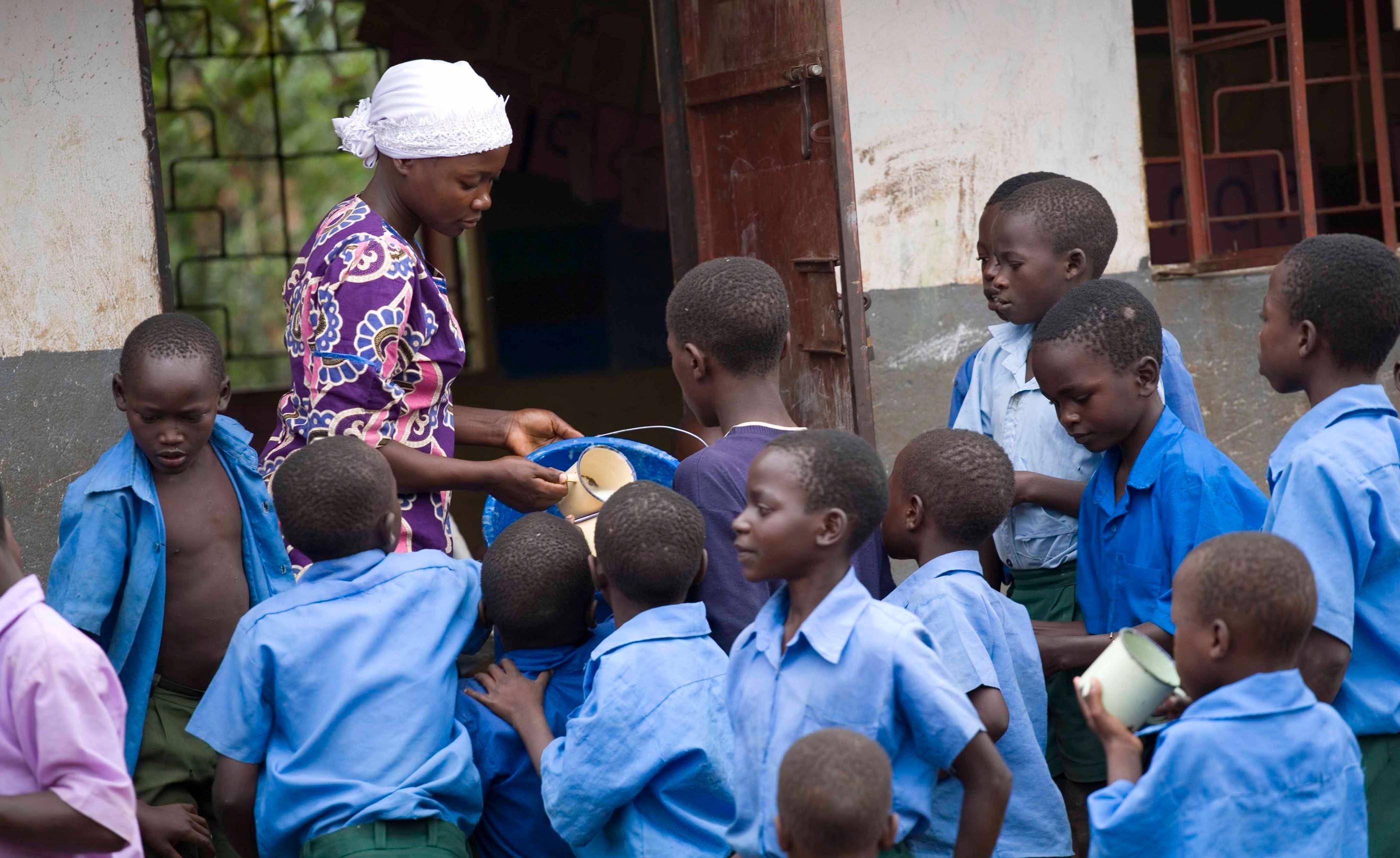 ugandan jews look to jewish world for help with famine