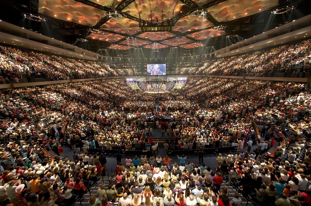 Why I Spent The High Holidays At A Mega-Church | My Jewish Learning