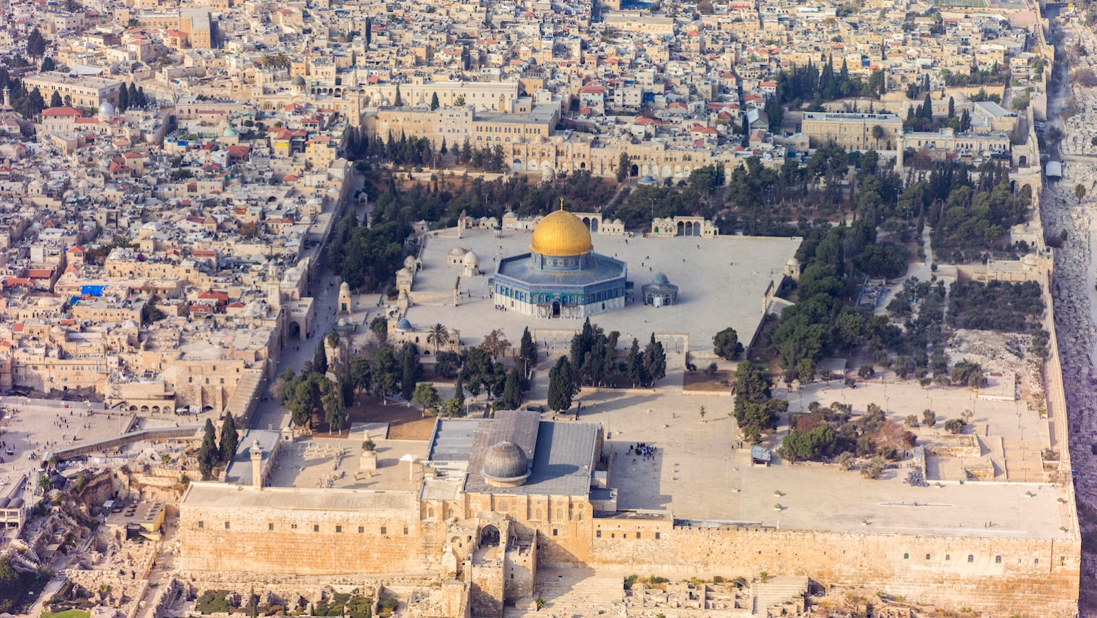 What Is the Temple Mount? | My Jewish Learning