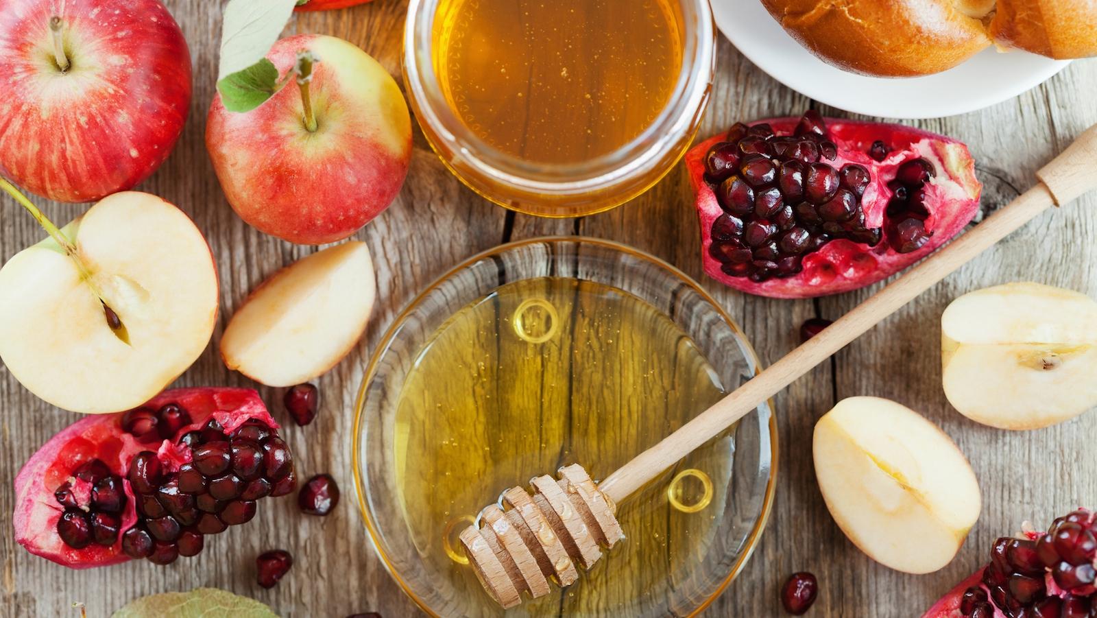 Jewish New Year Food Recipes