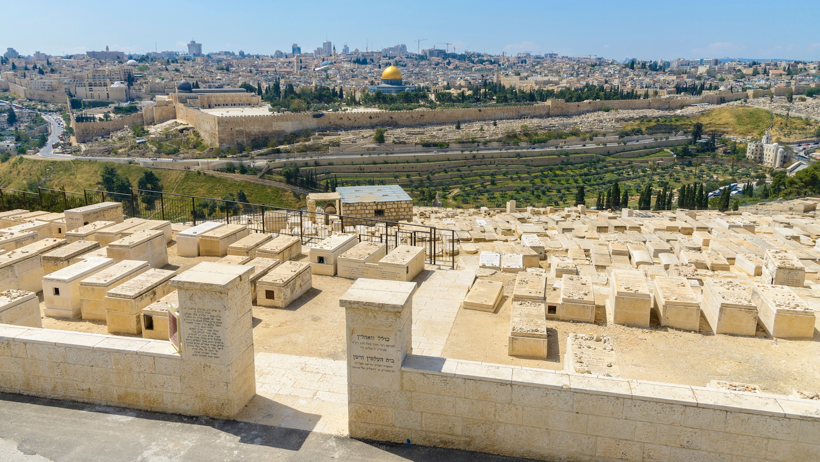 How to Have Someone Buried in Israel   My Jewish Learning