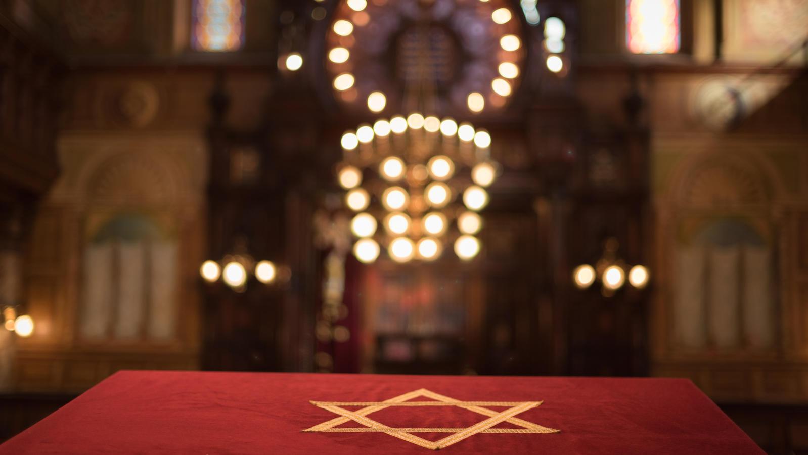 Jewish Temple Magen David
