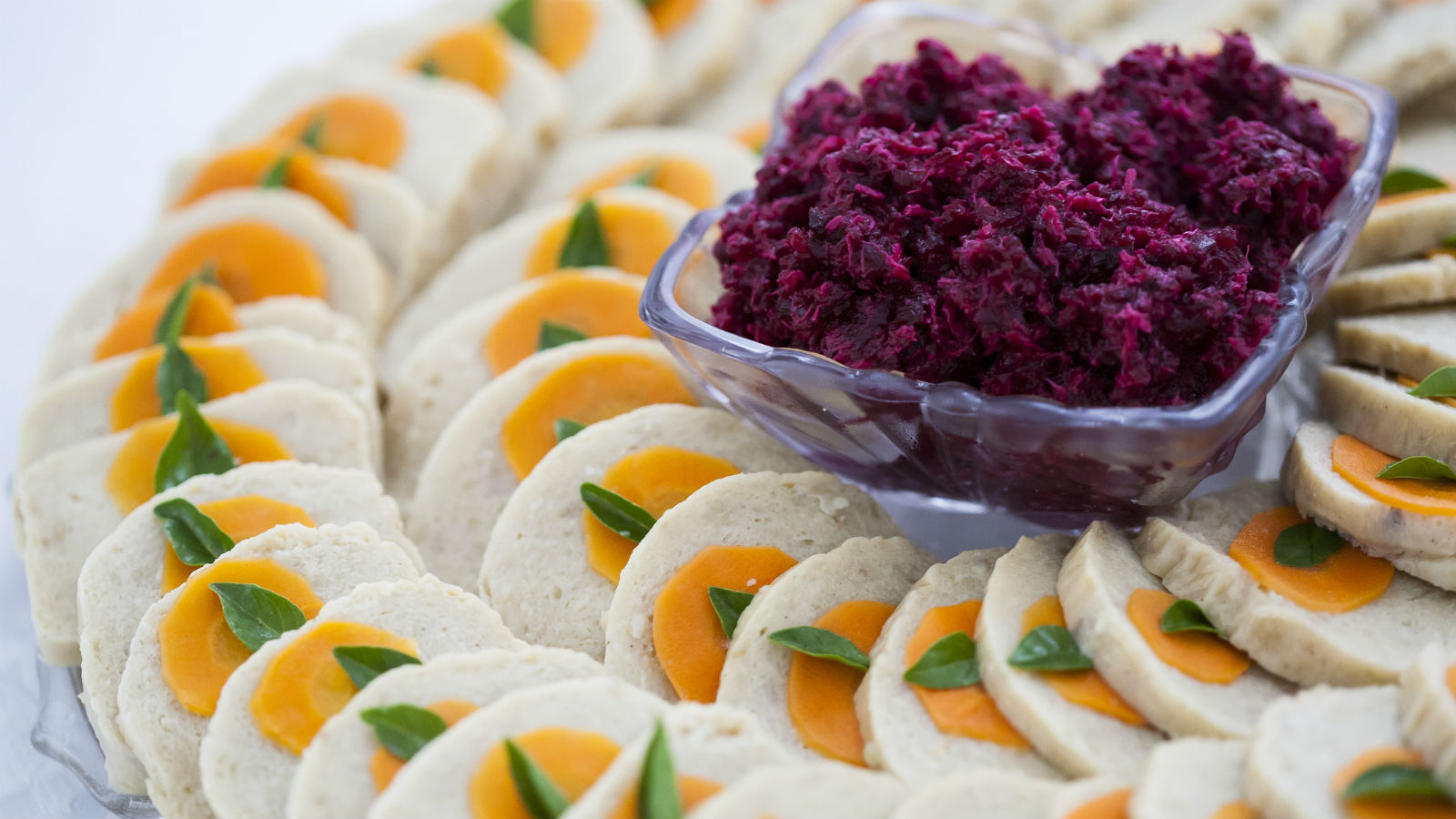 You can actually make your own delicious gefilte fish for Create your own fish