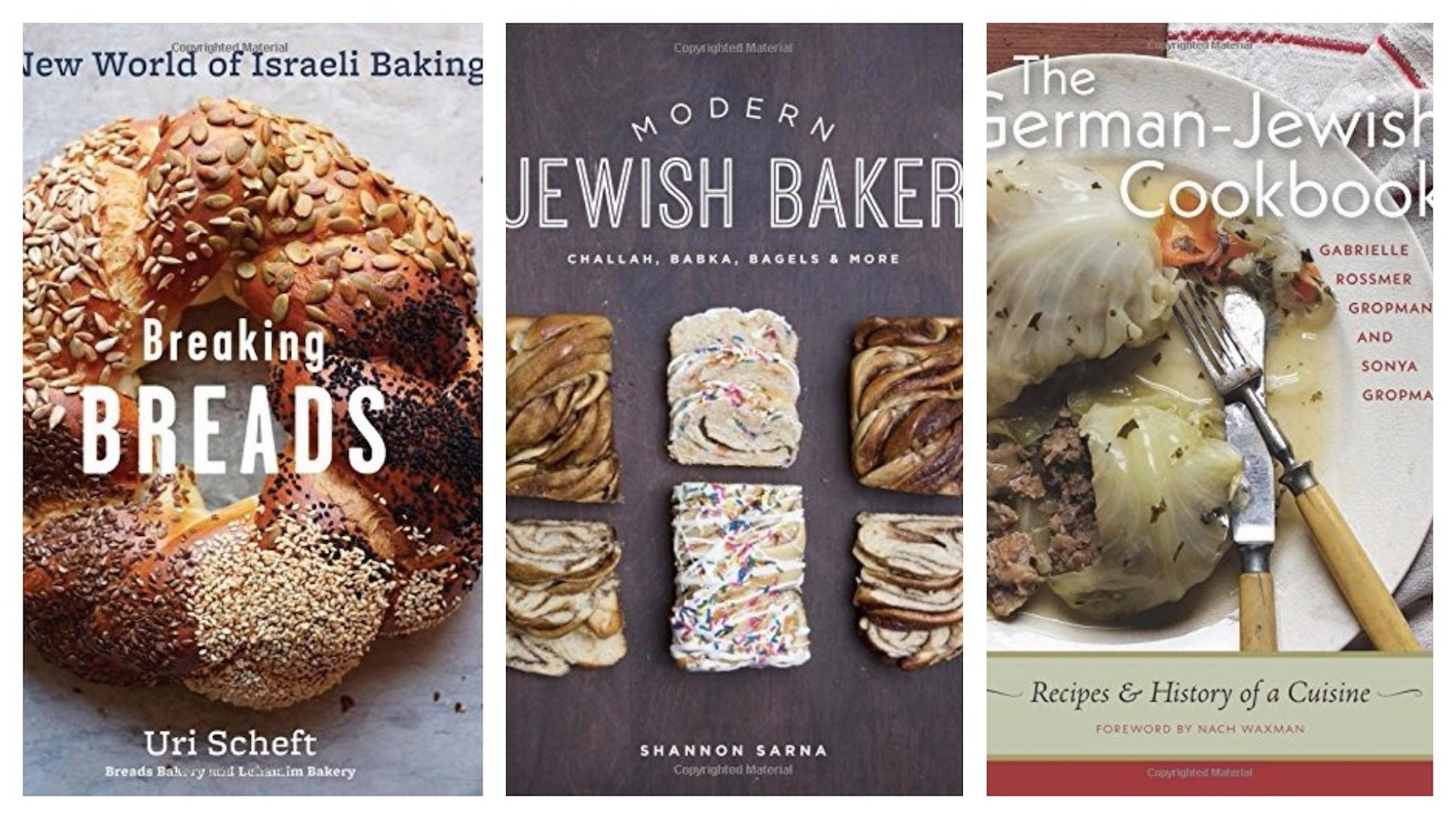 Rosh hashanah gift guide my jewish learning if your host invited you over for a home cooked meal he or she probably likes to cook the four books listed here were all published in 2016 or 2017 kristyandbryce Choice Image