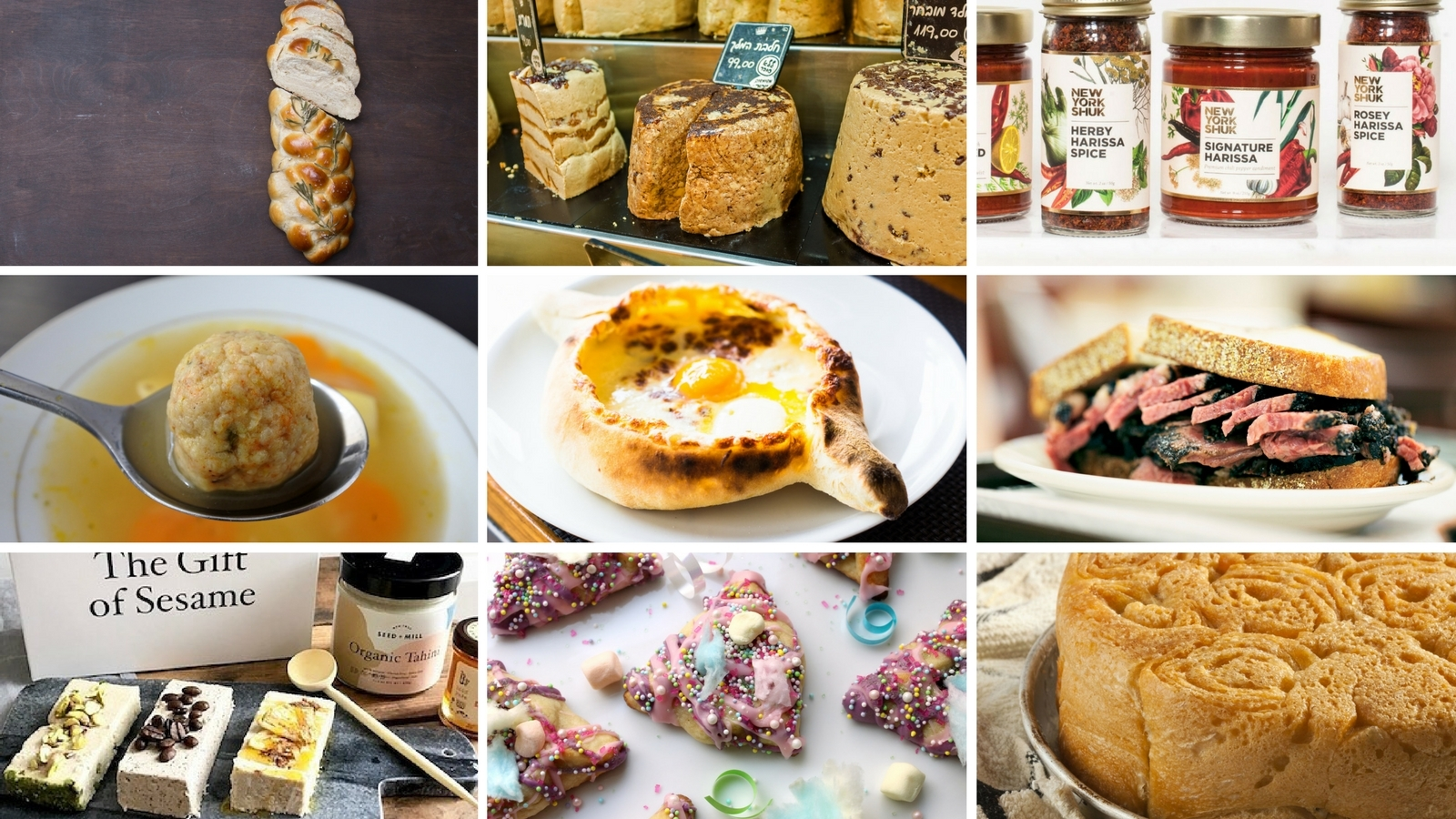 The 10 Most Drool Worthy Jewish Foods Of 2017