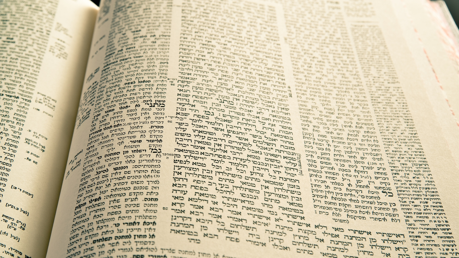 9 Things to Know About the Daf Yomi (Daily Page of Talmud