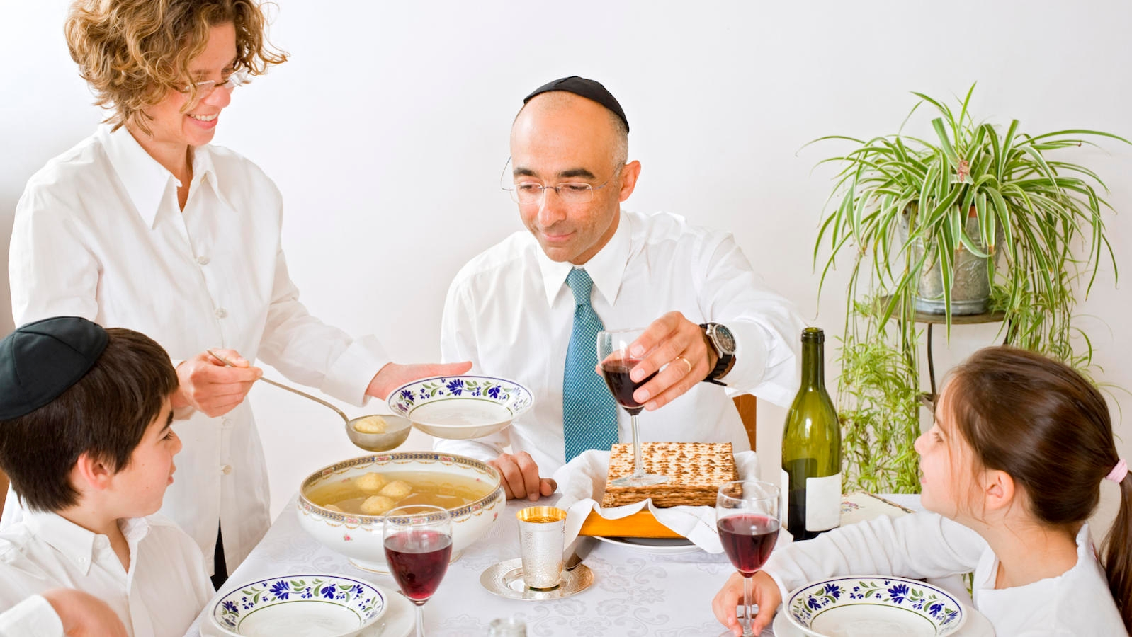 How To Greet People On Passover My Jewish Learning